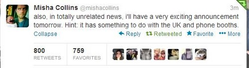 Misha.... why.