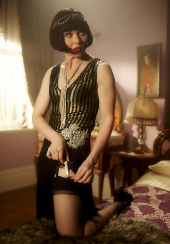 Miss Phryne Fisher