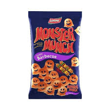 Monster Munch Barbecue
