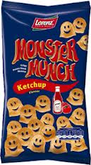 Monster Munch Ketchup