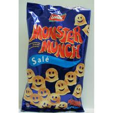 Monster Munch Salé