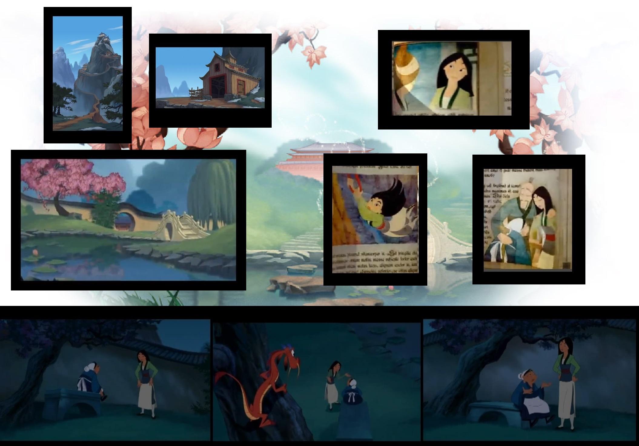 Mulan Enchanted Tales: Honesty