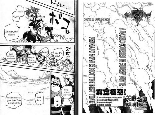 Мулан Kingdom Hearts 2 cartoon