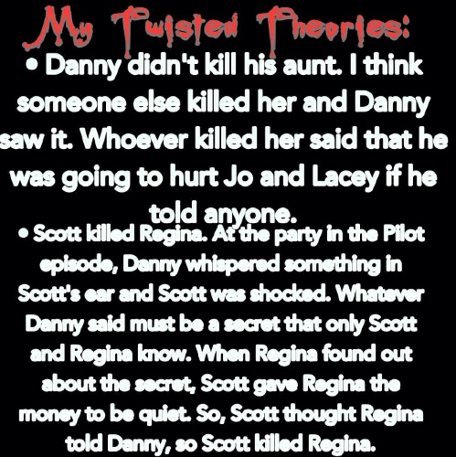 My Twisted Theories!