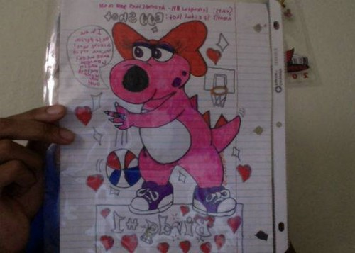 My other drawings of Birdo