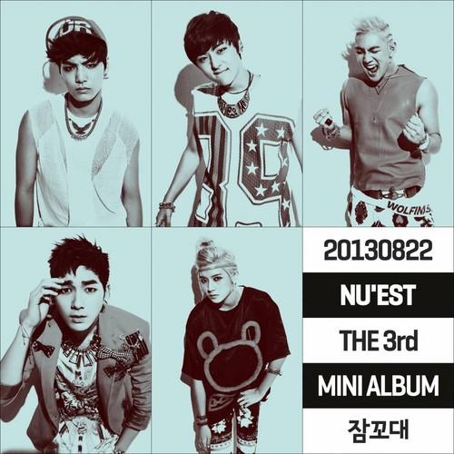 NU'EST 3rd Mini Album