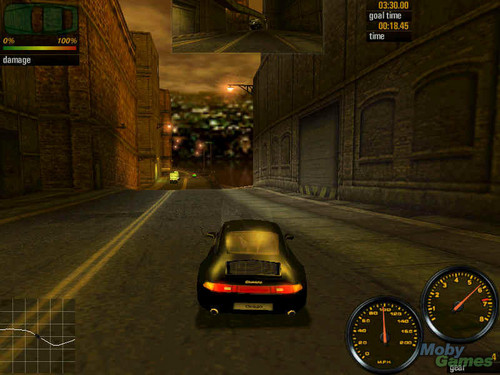 Nfs porsche unleashed hd