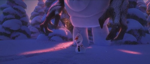 New 'Frozen' Screenshots!