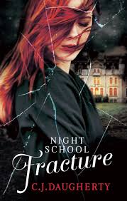 Night School book cover
