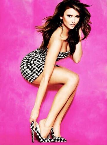Nina for Cosmopolitan - September Issue