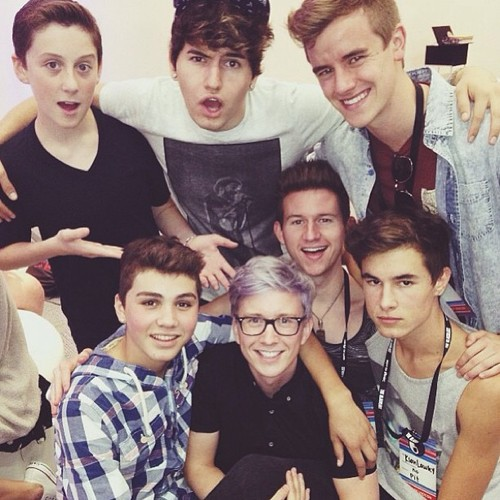 O2L at VIDCON! - JC Caylen Photo (35217154) - Fanpop