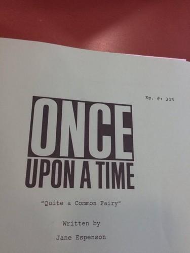 """OUAT 3x03- """"Quite A Common Fairy"""""""