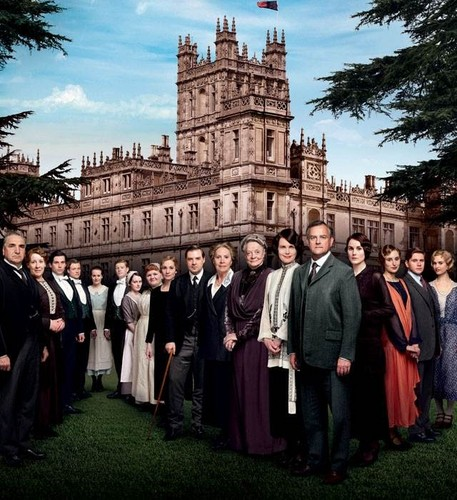 Offical Downton Abbey Season 4