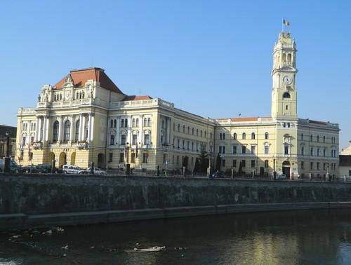 Oradea romanian city