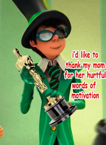 Oscar...?
