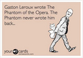 POTO E-card - the-phantom-of-the-opera photo