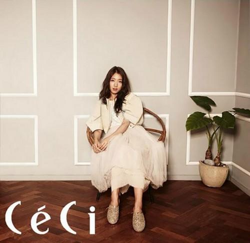 Park Shin Hye CeCi
