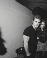 Paul and Nina - paul-wesley-and-nina-dobrev photo