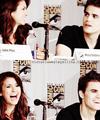 Paul and Nina