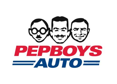 Pepboys Auto Logo