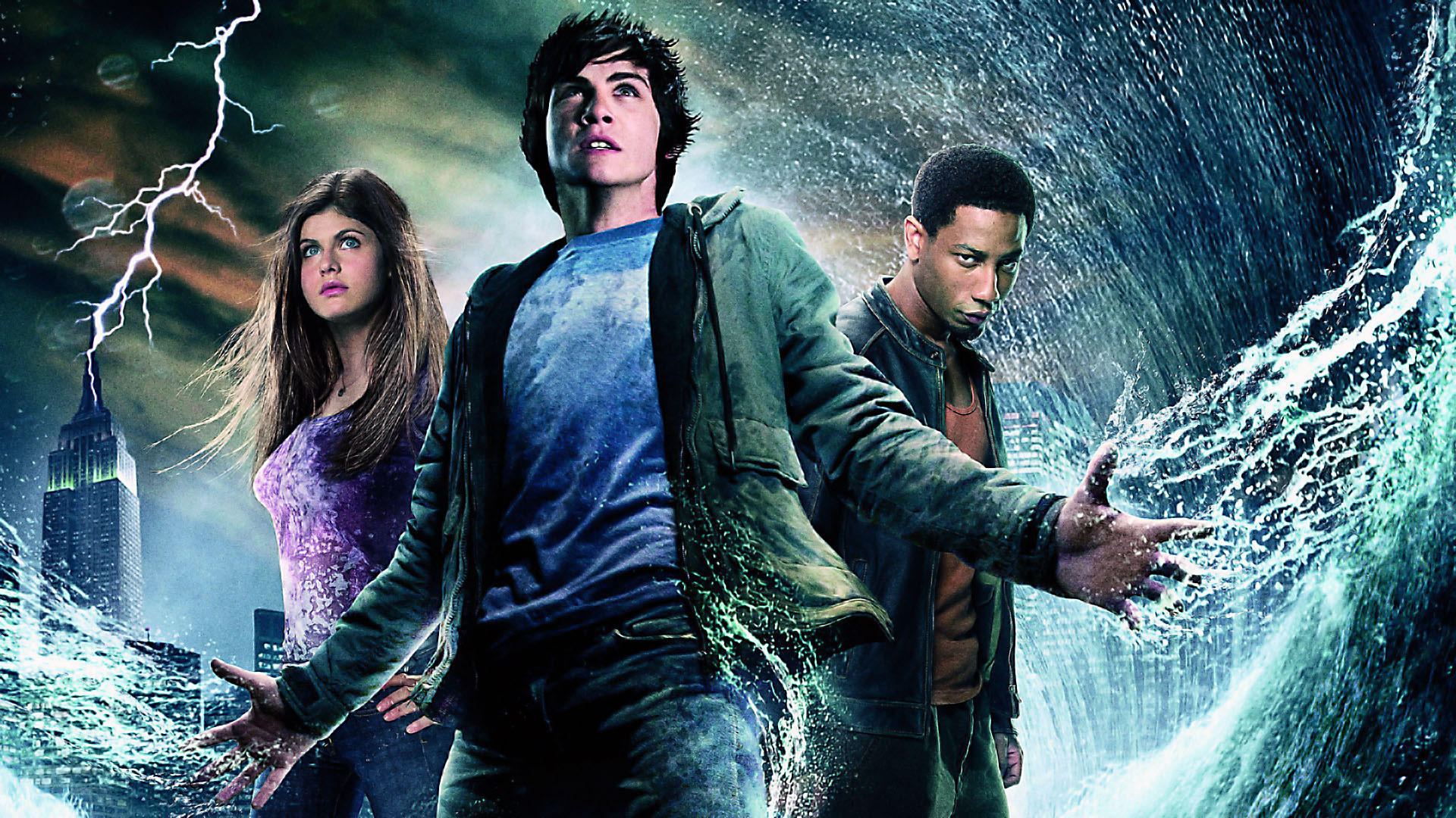 Percy Jackson: The Lightning Thief ಇ