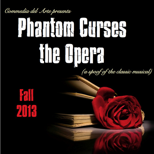 Phantom Curses the Opera Posters