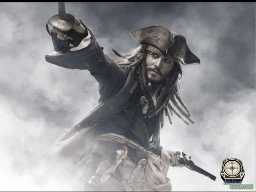 Pirates of the Caribbean wallpaper probably with a hip boot entitled Pirates of the Caribbean: At World's End (video game)