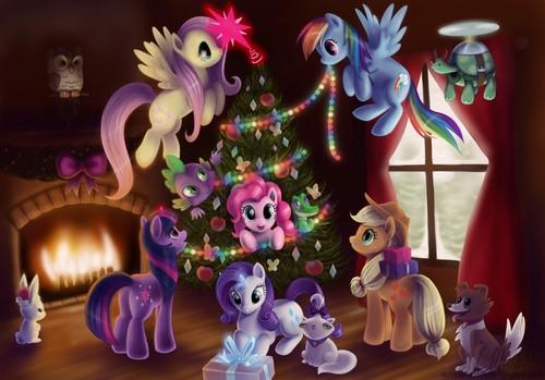 Ponies Ponies and Ponies