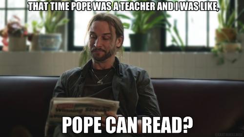 Pope ★