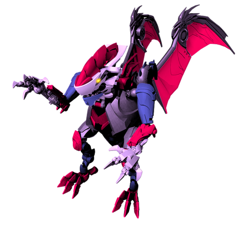 Predacon Crazybolt