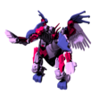 Predacon Deadeye  - transformers fan art