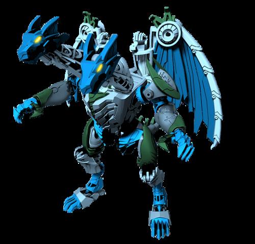 Transformers karatasi la kupamba ukuta called Predacon Icepick