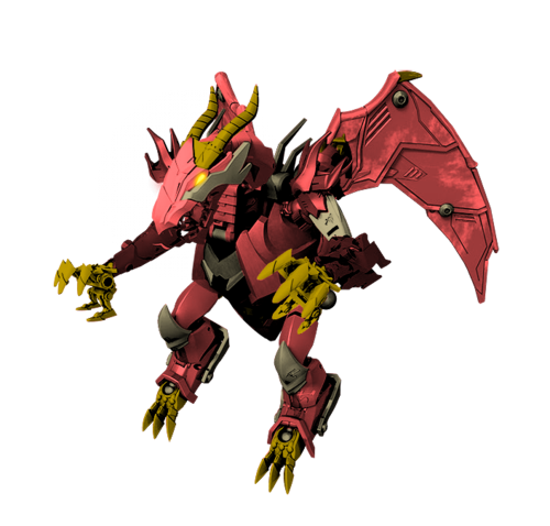 Predacon Shokaract