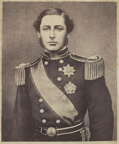 Prince Alfred of Edinburgh15 October (1874 – 6 February 1899)
