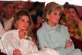 Princess Diana and Jemima Khan pictured together in Pakistan, in 1996
