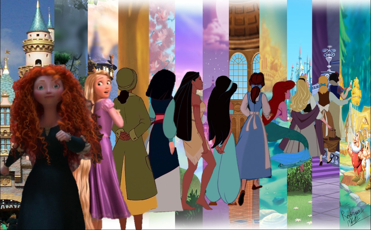 evolution of disney princesses For most people, the first thing that comes to mind when the subject of walt disney's animated movies comes up is probably the studio's ongoing.