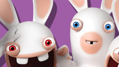 Rayman Raving Rabbids Images Invasion Wallpaper And Background Photos