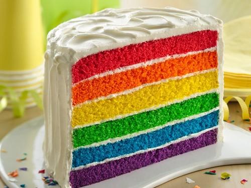 Cakes wallpaper called pelangi Cakes ♡