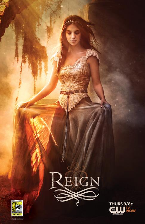 Reign Show Reign Reign-tv-show Photo