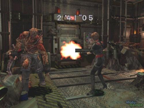 Resident Evil fond d'écran with a feu entitled Resident Evil 3: Nemesis