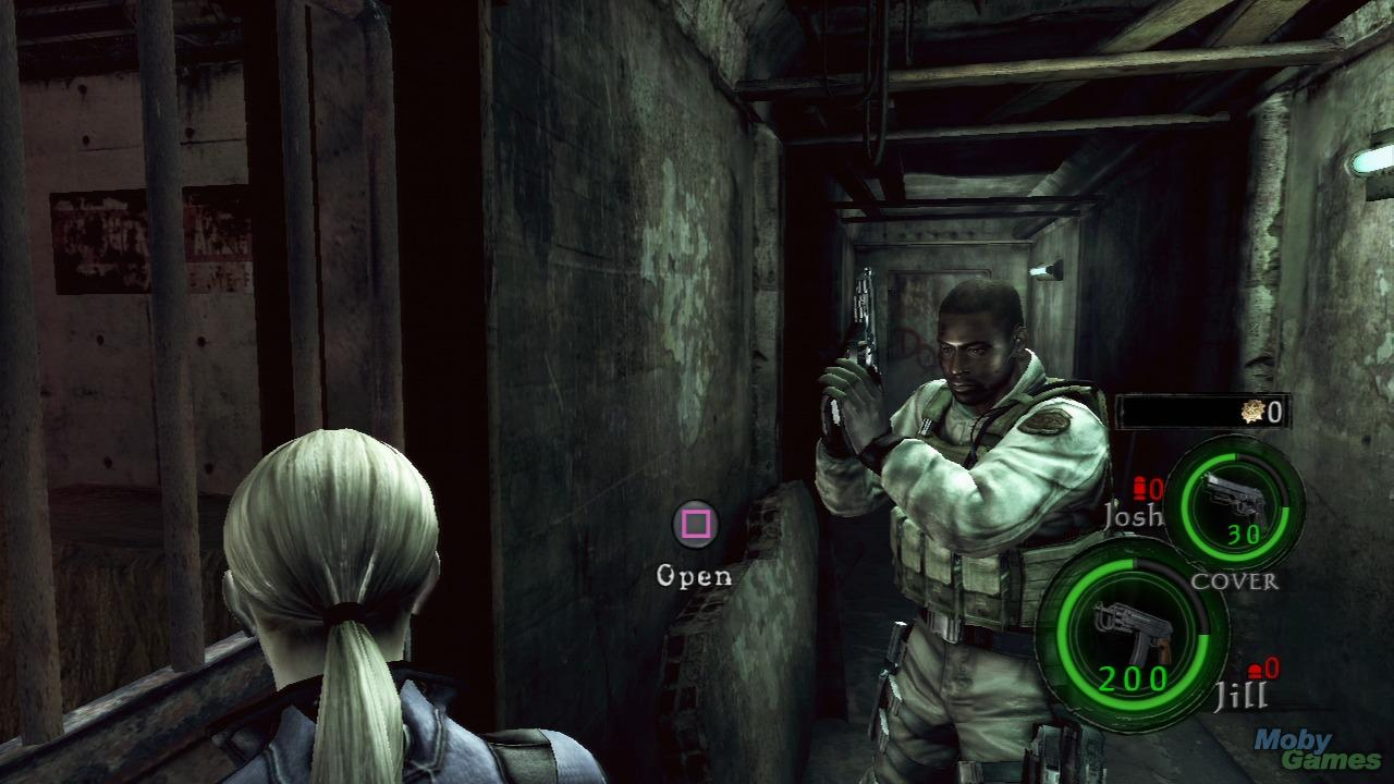 Resident Evil 5: Desperate Escape