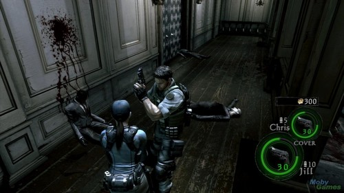 Resident Evil 5: Mất tích in Nightmares