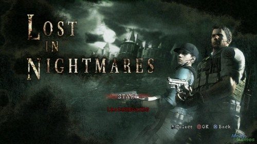 Resident Evil 5: হারিয়ে গেছে in Nightmares
