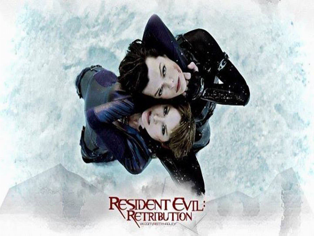Resident Evil Retribution Resident Evil Retribution Fondo De Pantalla 35237074 Fanpop