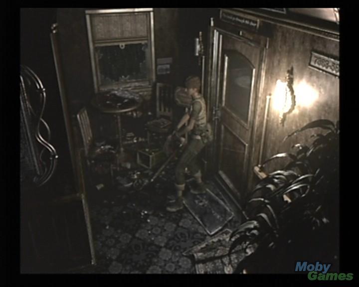 Resident Evil Zero - Resident Evil Photo (35242500) - Fanpop