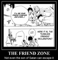 Rin's in the Friendzone (Ao no Exorcist)  - manga photo