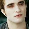 Robert Pattinson bức ảnh with a portrait titled Robert Pattinson as Edward Cullen