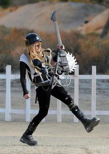Rock N Roll 音楽 Video