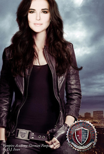 The Vampire Academy Blood Sisters wallpaper containing a well dressed person entitled Rose Hathaway