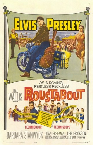 Roustabout | Poster ಇ